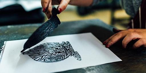 Lino Printing with Dave Elsom
