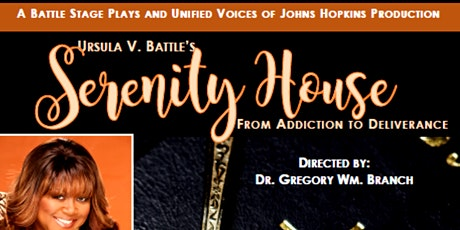 "Ursula V. Battle's ""Serenity House"" (Use promocode: JANEARLYBIRD) tickets"