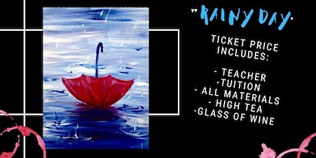 Fundraiser for Fire Fighters - Learn to paint 'Rai tickets