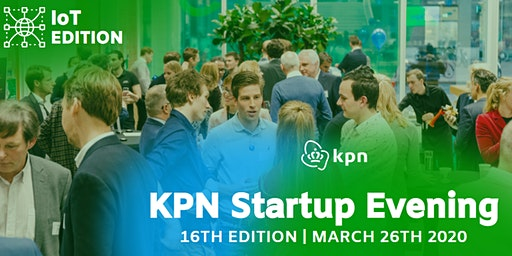 16th KPN Startup Evening