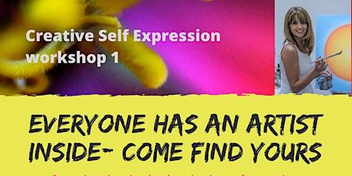 Creative Expression Workshop 1