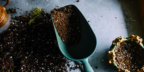 Organic Gardening - Healthy Soil tickets