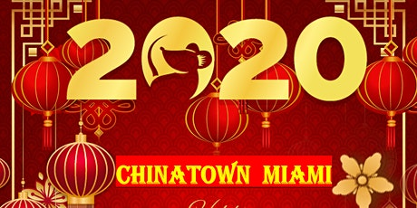 Chinese New Year Celebration at ChinaTown Miami tickets