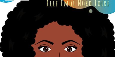 Journée portes ouvertes au Salon Elle Emoi de Dakar(salon de coiffure 100% n'happy) billets