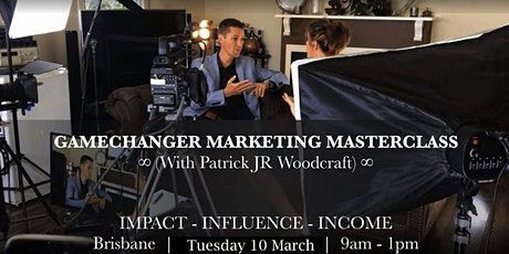 Marketing Masterclass - Brisbane tickets