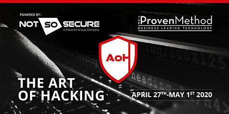 The Art of Hacking - 5 day Course. Atlanta. tickets