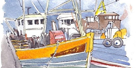 Watercolour basics - putting skills into practice with Steve Bretel tickets