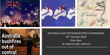 Australia Day Fiesta and Bushfires Fundraiser tickets