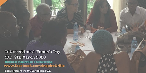 inspireUrBiz Networking in Antigua and Barbuda 2020
