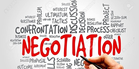 BCG - Learning How to Become A Better Negotiator tickets
