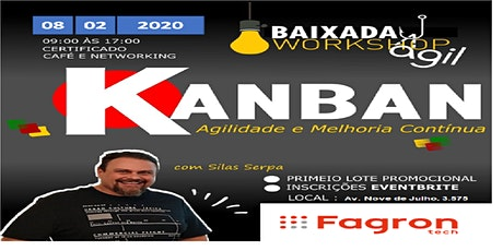 WORKSHOP DE KANBAN (JUNDIAÍ) ingressos