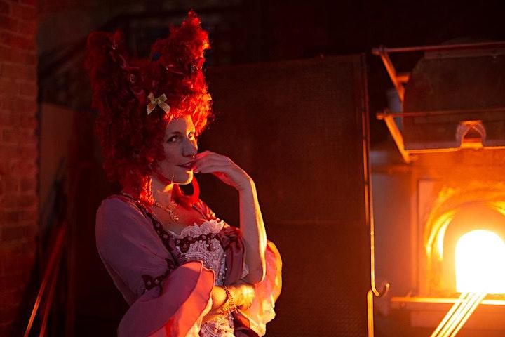 The Santa Chiara Glass Slippers Masquerade Ball hosts Cortigiane a Palazzo image