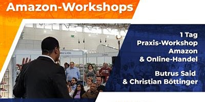 AMAZON WORKSHOP Verkauf Seminar – AMAZON FBA in Stuttgart
