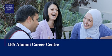 LBS Careers: Researching your personal career options (LBS Sloan Alumni) tickets