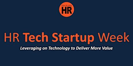 HR Tech Startup Week (II Edition) tickets