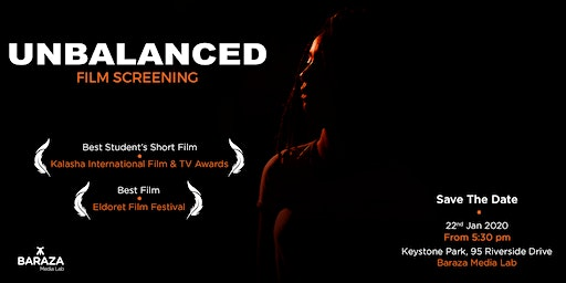 UNBALANCED - Film Screening