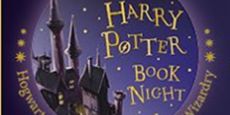 Harry Potter Party - Sea Mills Library tickets