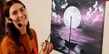 Moonstruck Brush Party - Henley tickets
