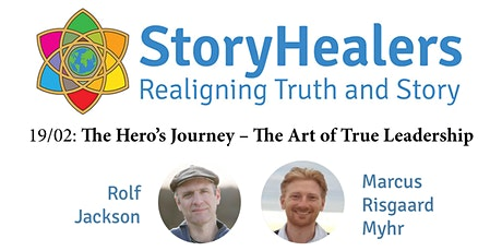 The Hero's Journey – The Art of True Leadership tickets