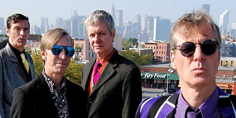 The Fleshtones, Muck and The Mires tickets