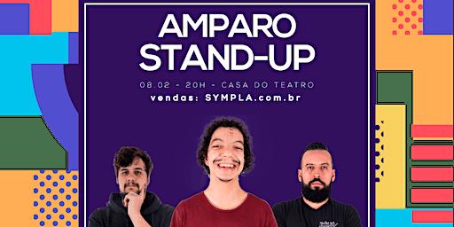 COMEDIA STAND UP EM AMPARO| com LUCA MENDES, SANTIAGO MELLO E MURILO MORAES