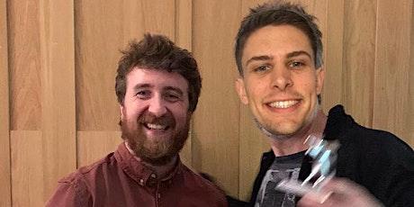 Dan Jones & Michael May Tell Jokes tickets
