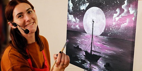 Moonstruck Brush Party - Thame tickets