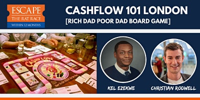 Cashflow 101 Game Night London: [Rich Dad Poor Dad