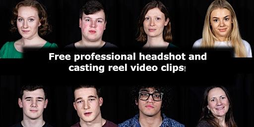 Casting Headshots & Video Reels Workshop