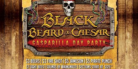 Gasparilla Day Party tickets