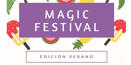 MAGIC FESTIVAL entradas