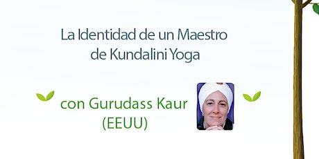Retiro de Kundalini Yoga con Gurudass Kaur - Diciembre 2020 biglietti