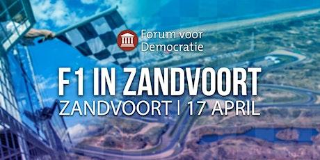 F1 in Zandvoort tickets