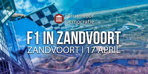 F1 in Zandvoort