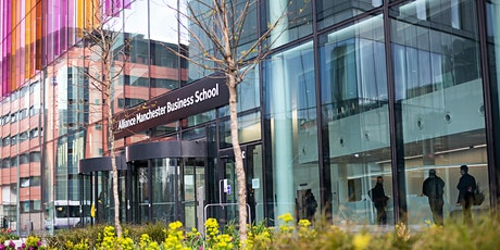The Manchester Global part-time MBA - open evening in London tickets