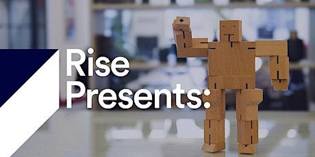 Rise Presents : Financial Wellness tickets