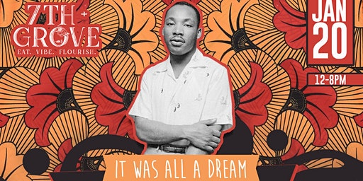 It Was All A Dream MLK Cookout + Day Party