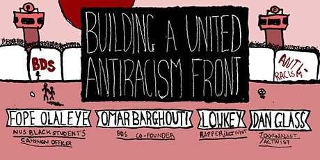 Building a united anti-racist front tickets