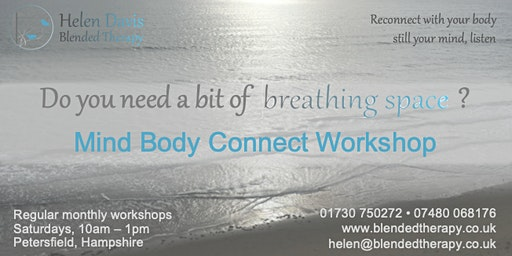 Mind Body Connect Yoga Workshop