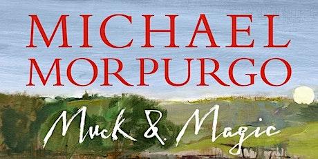 TALK: with the Author Michael Morpurgo tickets