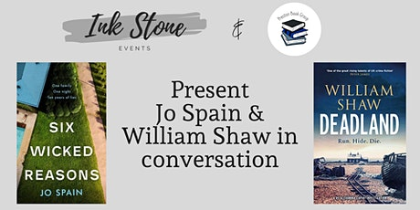 Jo Spain in Conversation with William Shaw tickets