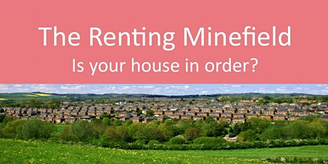 The Renting Minefield  tickets
