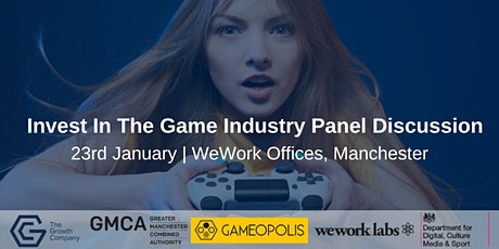 Investing in the Game Industry tickets
