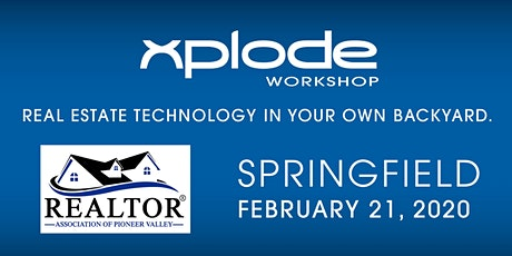 Xplode Workshop Springfield MA powered by Xplode Conference tickets