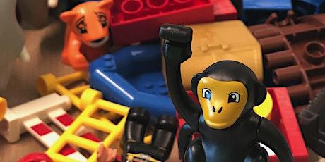 Costruisci il tuo Personal Business Model Canvas con il LEGO SERIOUS PLAY® biglietti