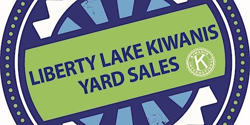 2020 Liberty Lake Kiwanis Community Yard Sales
