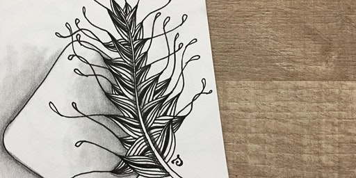 Tangled Feather Class: 28th March 2020