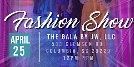 Jewelry Fashion Show tickets