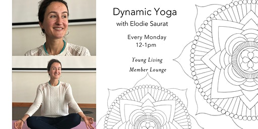 Dynamic Yoga with Elodie Saurat