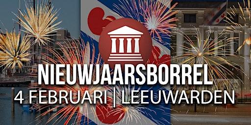Nieuwjaarsborrel FVD Leeuwarden